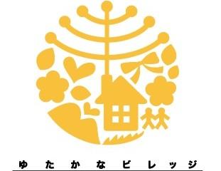 ゆたかなビレッジ_ロゴ(黄)2