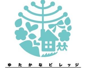 ゆたかなビレッジ_ロゴ(青)2