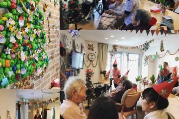 小規模多機能ゆたかなビレッジのクリスマス